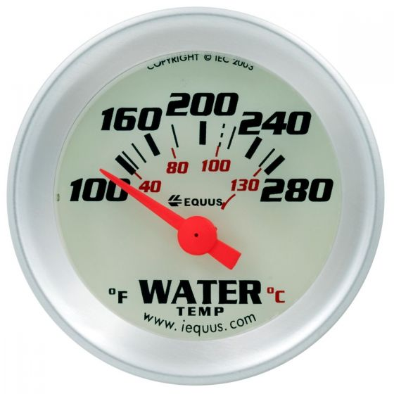 Electric Water Temperature Gauge E8162 39 99 Ships Within 4 Business Days