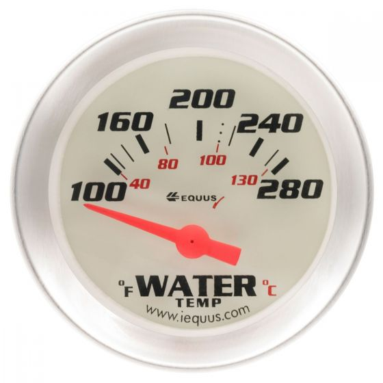 2 Electric Water Temperature Gauge E8262 39 99 Ships Within 4 Business Days