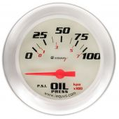 "2-5/8"" Electric Oil Pressure Gauge"
