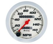 "3-3/8"" Mechanical MPH Speedometer"