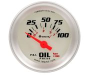 "1-1/2"" Electric Oil Pressure Gauge"
