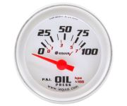 "2"" Electric Oil Pressure Gauge"