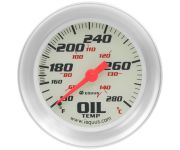 "2-5/8"" Mechanical Oil Temperature Gauge"