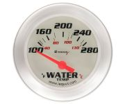 "2-5/8"" Electric Water Temperature Gauge"