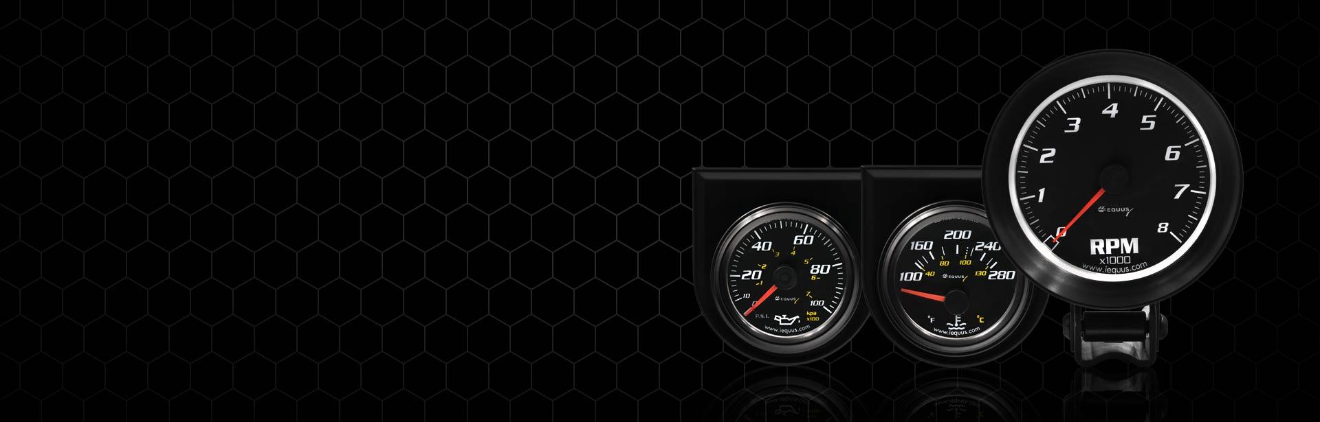 Iequus Replacement Tachometers Speedometers And Gauge Kits Equus Tachometer Wiring Diagram Slide 2