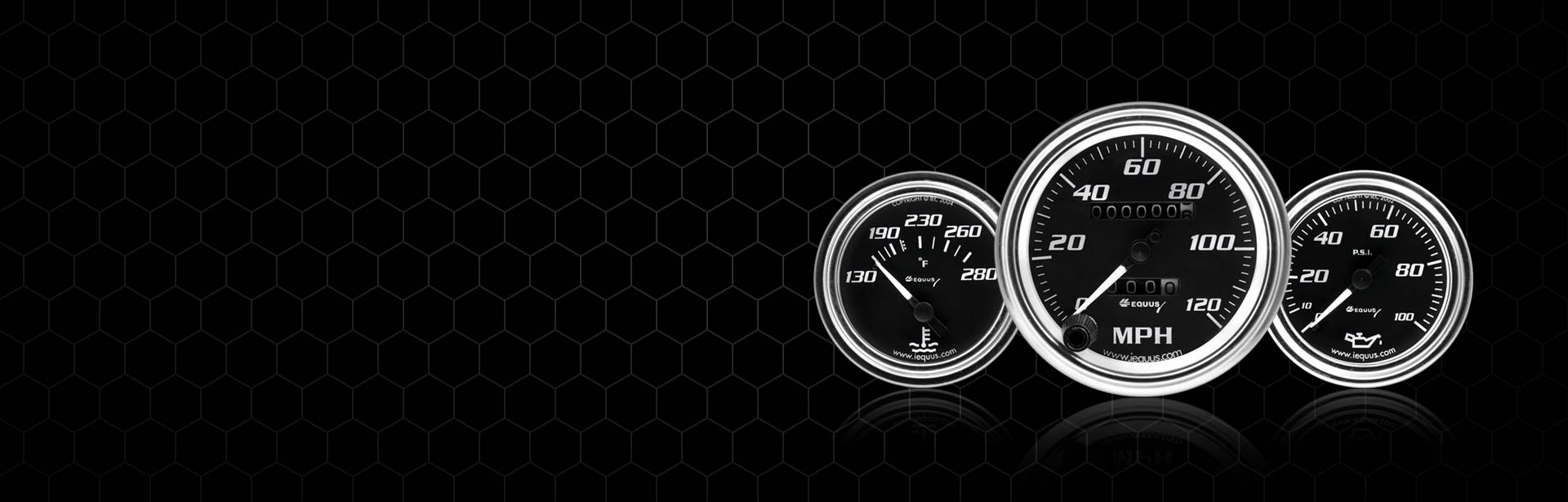 iEquus - Replacement Tachometers, Speedometers and Gauge Kits